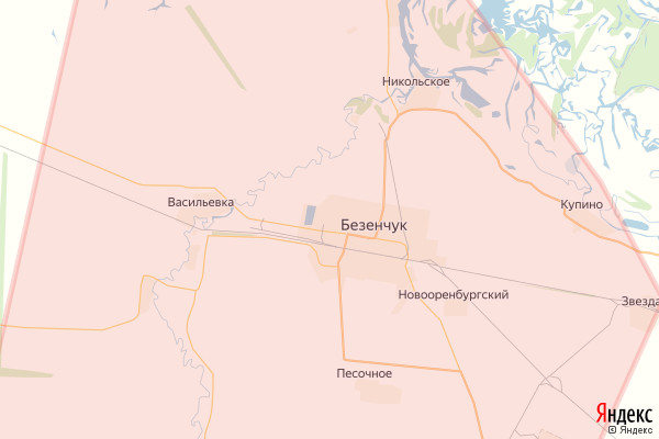 Безенчук (Фото)
