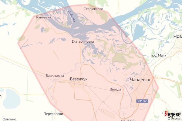 Екатериновка (Безенчукский р-н) (Фото)